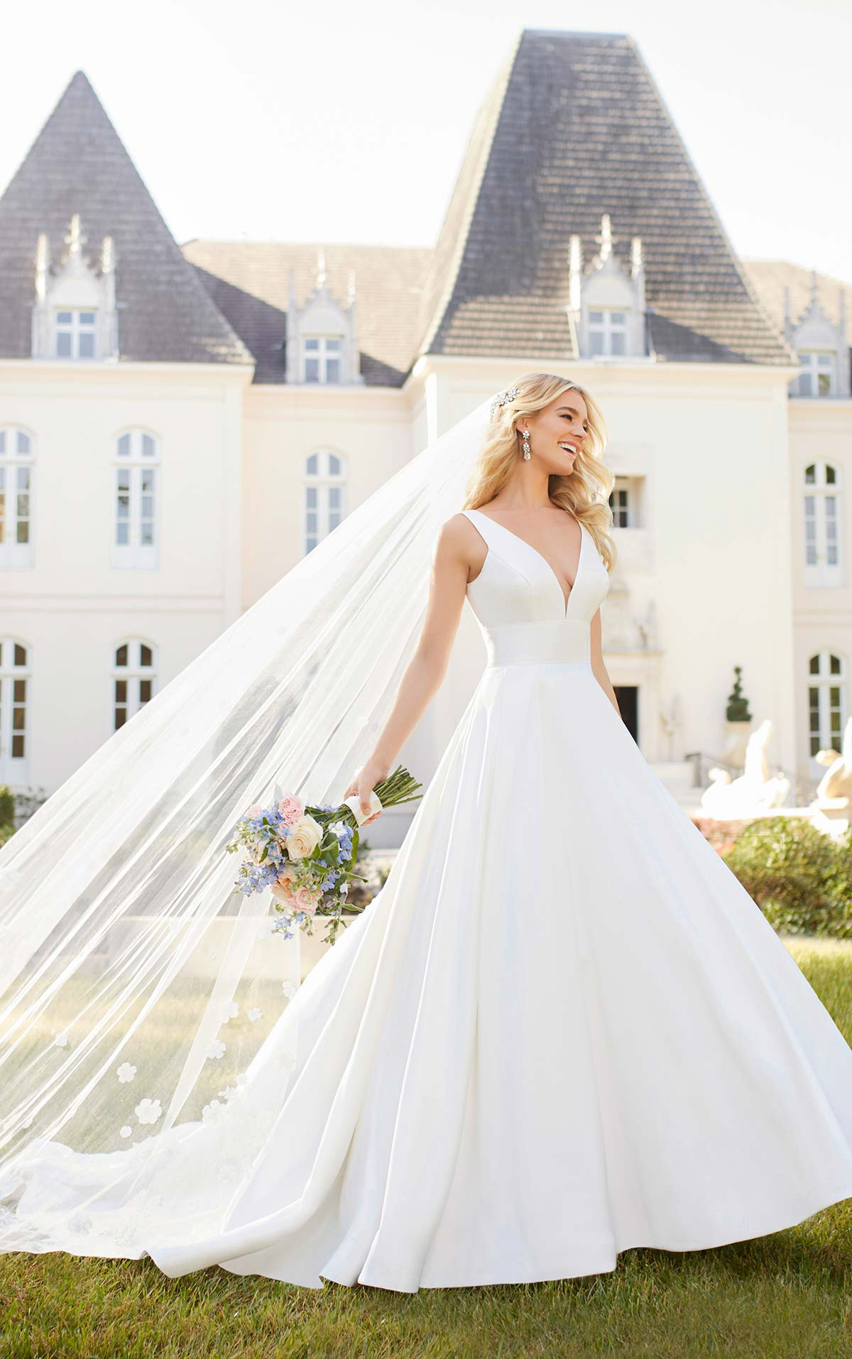 The Most Popular Wedding Dress Styles of 2021